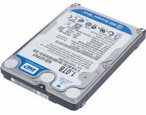 how to recover a western digital external hard drive